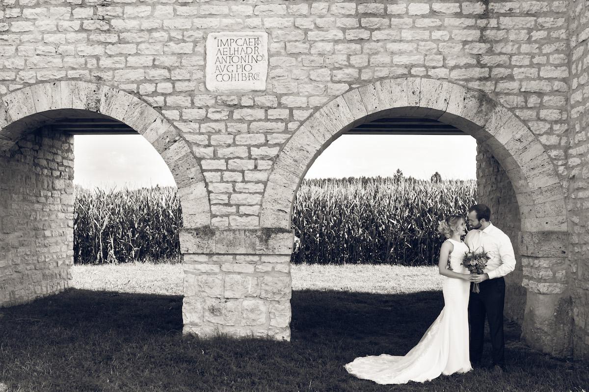 After Wedding Shooting Ingolstadt Sonnenuntergang Vintage0011