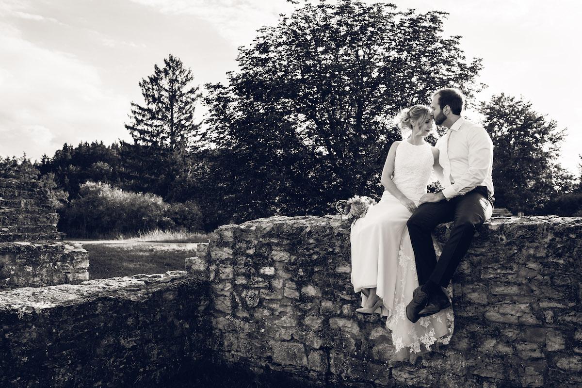After Wedding Shooting Ingolstadt Sonnenuntergang Vintage0014