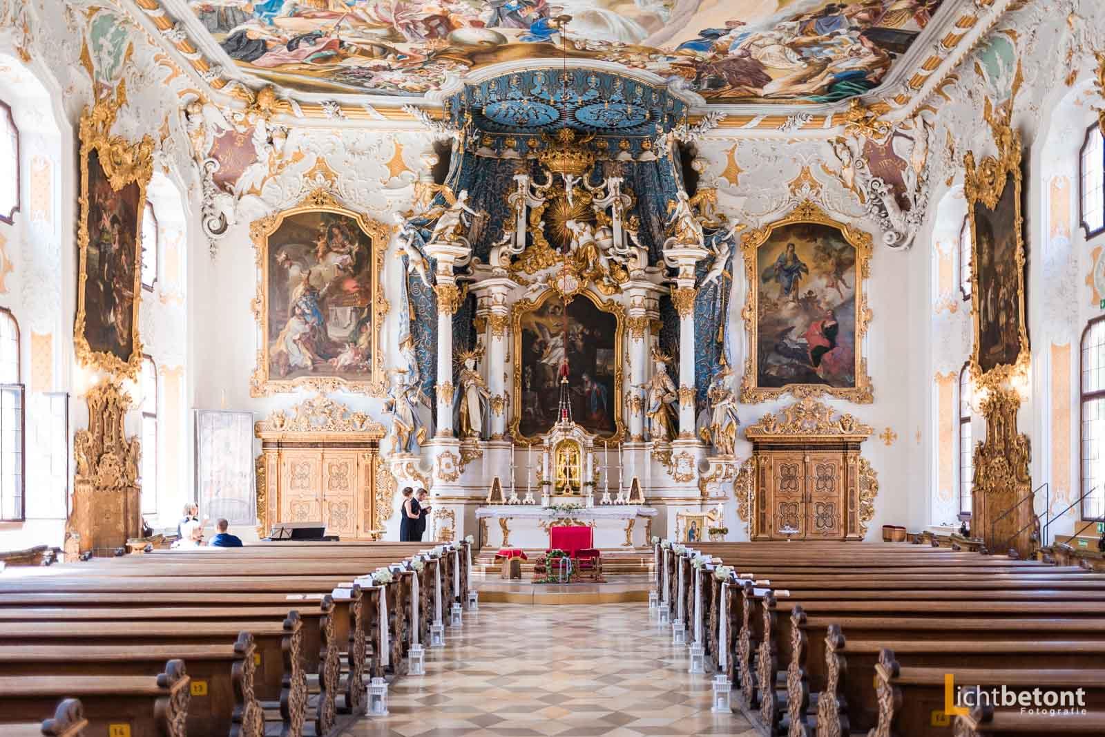 Hochzeitsreportage Seehaus Asam Kirche Ingolstadt Barocksaal Baggersee heiraten Hochzeitsfeier_0028