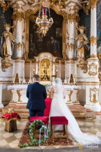 Fotograf Ingolstadt Hochzeit Asam Kirche Trauung
